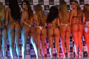 ブラジル女性
